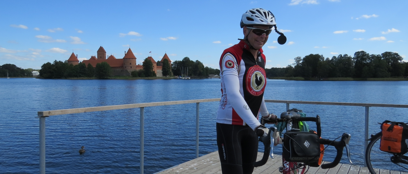 Self-guided Baltic Bike Tour Tallinn-Vilnius (11 days)