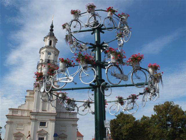 Radtour in Litauen und Lettland (von Vilnius) - geführt, 8 Tage