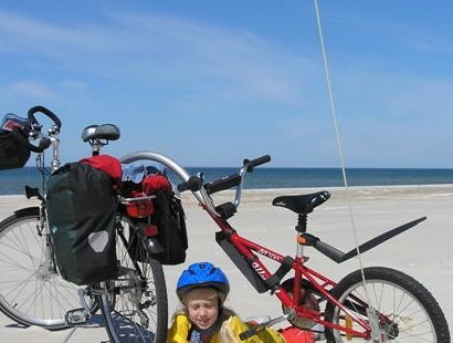 4-hour Guided Bike Tour to the Curonian Spit (from Klaipeda)