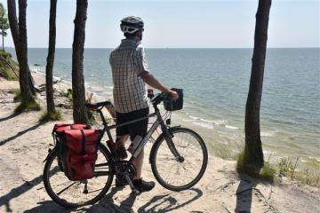 New! Bike tour Klaipėda to Gdansk: Lithuania-Russia-Poland (9-day self-guided supported)