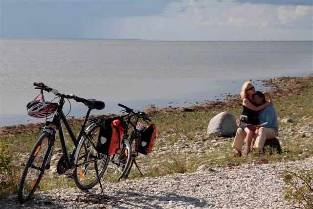 Radtour von Riga bis Tallinn (Lettland-Estland) - individuell, 9 Tage