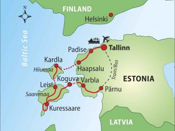 tour lativia estonia and finland