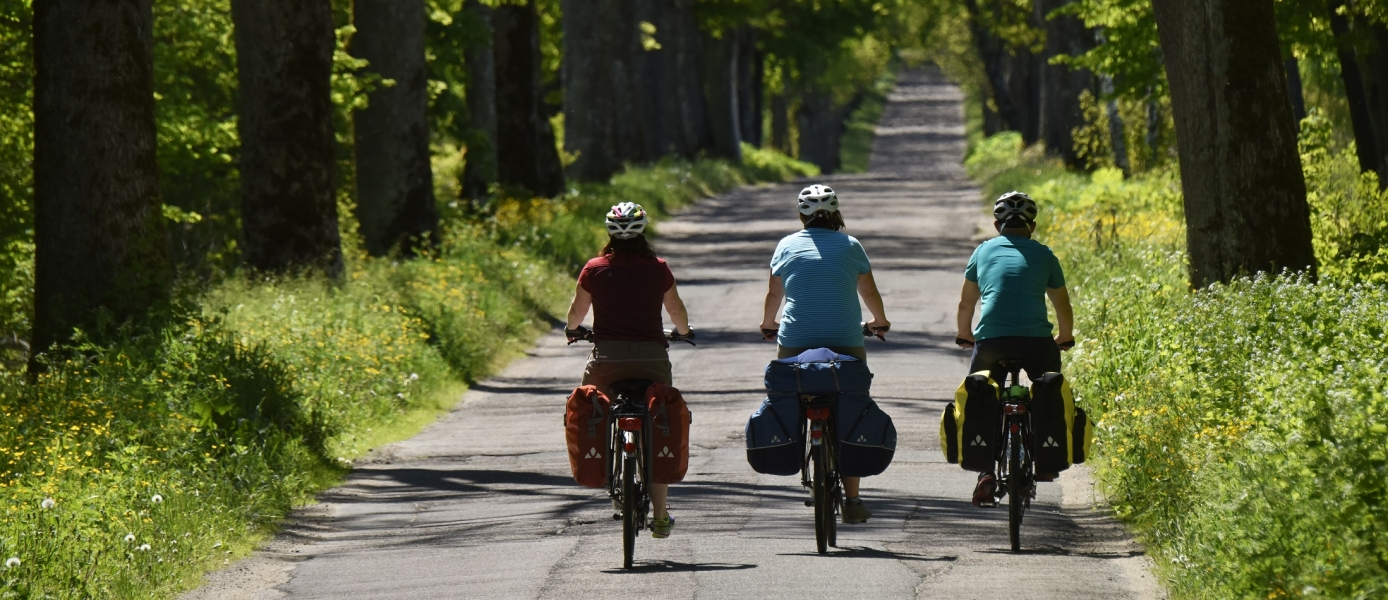 9-day self-guided bike tour Lithuania-Russia-Poland