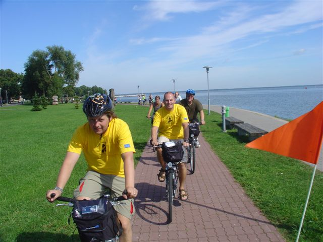2021 - Guided small group E-BIKE tour of the Baltics: Lithuania-Latvia-Estonia (11 days)