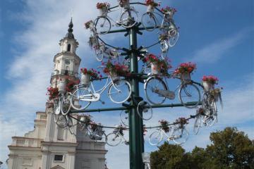 8-дневный cопровождаемый велотур в Прибалтике: Литвa и Латвия