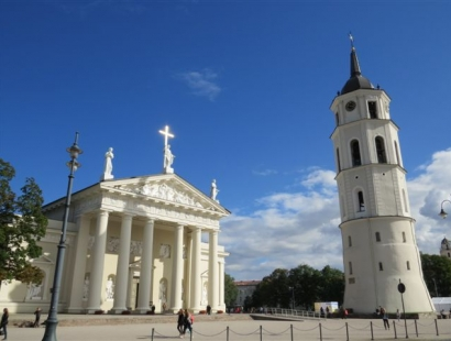 Top! Cycle the Baltics 2021: Lithuania - Latvia - Estonia (11 days guided tour from Vilnius)
