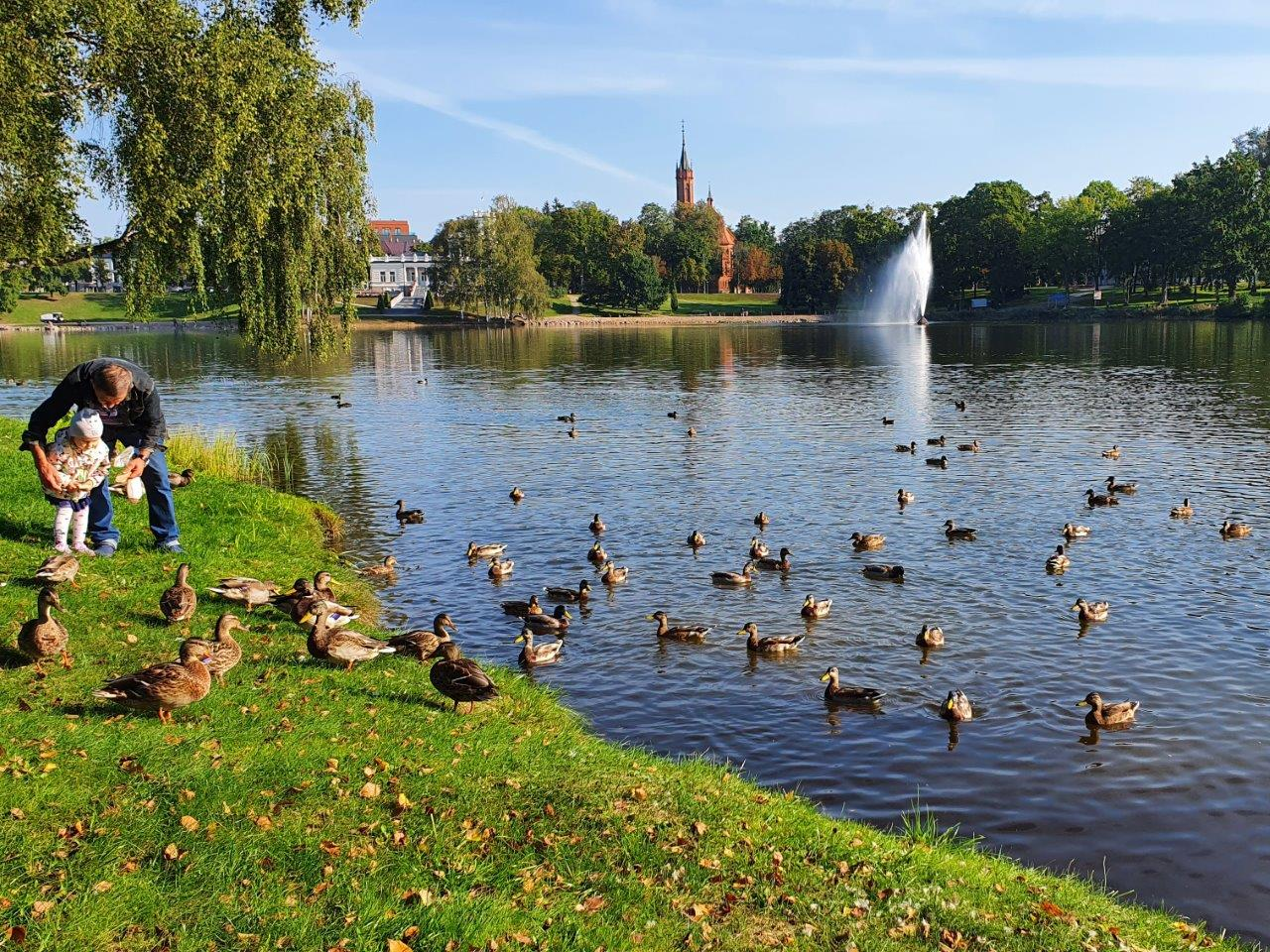 New! The Commonwealth Guided tour: Lithuania-Poland (another Commonwealth, 9 days from Vilnius)