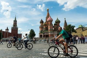 2020 - Cycling in Central Russia from/to Moscow (8 days, guided group tour)