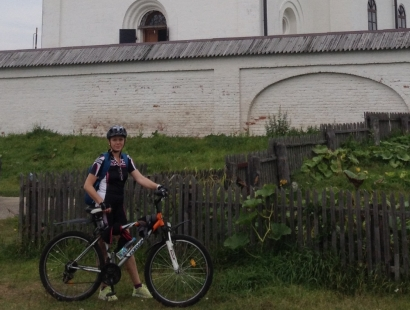 2021 - Cycling in Central Russia from/to Moscow (guided group tour)