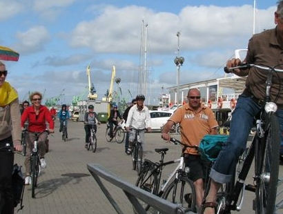 Top! 2020 - Guided Bike Tour in Klaipeda & the Curonian Spit (4 hours)