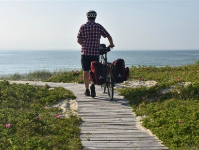 Top! 2020 Cycling along the Lithuanian Seaside (8-day self-guided supported tour from/to Klaipėda)