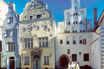 New! 2020 Cycling in Latvia & Estonia (10-day self-guided supported circular tour from Riga)