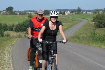2022 Cycling in Lithuania - from Vilnius to Klaipėda (9-day self-guided bike tour)