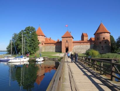 2022 Mit dem Rad entlang der Memel (Litauen) - von Vilnius nach Klaipėda - individuell, 9 Tage