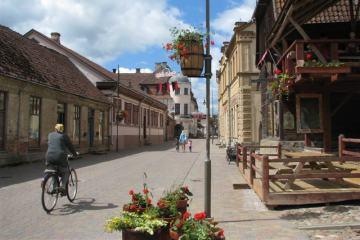 2021 Bike tour in Western Lithuania & Latvia (8 days, self-guided)