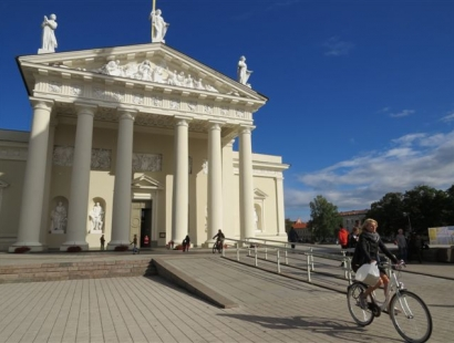 Top! Cycle the Baltics 2021: Estonia, Latvia, Lithuania (Tallinn-Vilnius) - 11-day self-guided supported