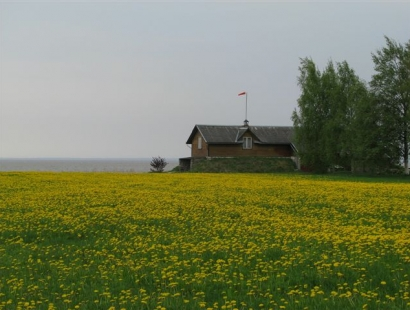 2021 Island hopping in Estonia (12-day self-guided bike tour)