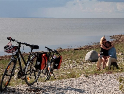 2020 Island hopping in Estonia (12-day self-guided bike tour)